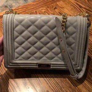BCBG quilted handbag